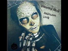 Halloween Look : Diamond Skull | Elissavet B