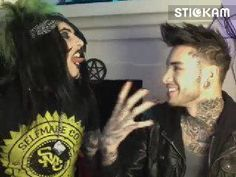 Blood on the Dance Floor - BOTDF GIFbooth Gallery | Stickam