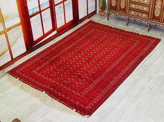 Bukhara 290x200 cm Turkmenische Teppich Nr:16/8 - orientart