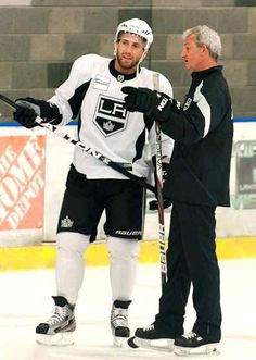 Credit Goes To Dean Lombardi, Darryl Sutter For Los Angeles Kings Coming From Behind To Make Playoffs