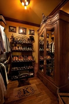 """French Master Suite Remodel- what a """"wow"""" closet!"""
