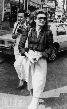 Jacqueline Onassis, style