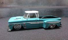 Custom Chevy Dually