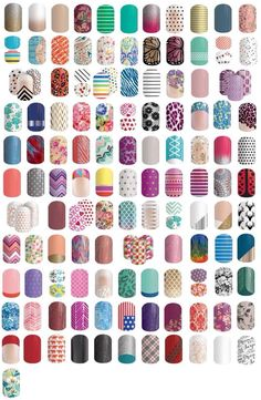 New Jamberry Nail Wraps for Spring and Summer 2015 www.tonyarein.jamberrynails.net