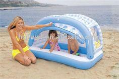 shading inflatable baby swimming water pool/intex pool $19.9~$100