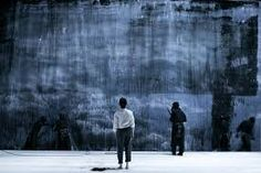 """Romeo Castellucci """"Hyperion. Briefe eines Terroristen"""" Schaubühne Berlin 2013"""