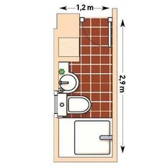 Resultado de imagen para planos de 20m2