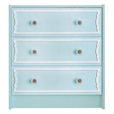 Show details for DeeDee Single O'verlays Kit for IKEA RAST (3 drawer)