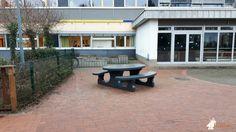 Picknickset Standaard Antraciet Ovaal bij Integrierte Gesamtschule Delmenhorst in Delmenhorst
