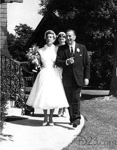 Diane's wedding day