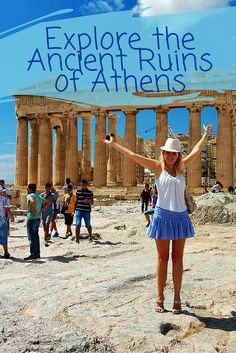 Flying Back In Time and Exploring the Ruins of Ancient Athens | Things to To Do In Athens | Best City in Europe | Jet-settera Travel Blog | Greece Travel Tips