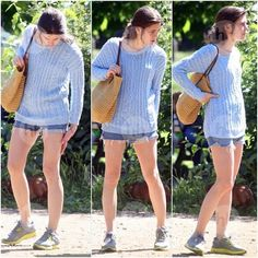 #CharlotteCasiraghi at Villa Borghese park in Rome | May 22, 2016