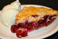 Homemade Cherry Pie » Little Chef Big Appetite