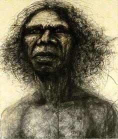 Archibald Prize Archibald 2004 finalist: David Gulpilil, two worlds by Craig Ruddy