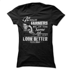 Farmers wife farmer love daughter farmer - #geek t shirts #earl sweatshirt hoodie. BUY NOW => https://www.sunfrog.com/Funny/Farmers-wife-farmer-love-daughter-farmer-Ladies.html?60505
