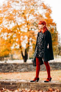A Clothes Horse: Autumn Visions