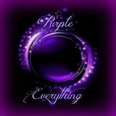 Yes~~❤~~ Please! Everything purple indeed!
