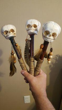 Voodoo Sceptre