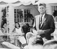 Jack, Jackie & Lee, 1960