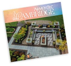 Cambridge Pavingstones - Outdoor Living Solutions with ArmorTec Paver Sidewalk, Cambridge Pavers, Landscape Walls, Pathways, Outdoor Living, Backyard, Catalog, Homes, Decorating