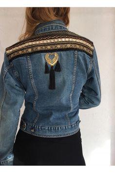Women Jeans Winter - Click visit link above for more details Denim Jacket Fashion, Denim Jacket Men, Denim Jackets, Outfit Jeans, Jeans Rock Revival, Jeans Recycling, Jean Diy, Jeans Flare, Jeans Straight