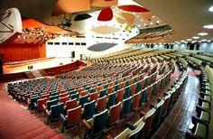 Aula Magna Universidad Central de Venezuela declarada patrimonio culcural de la humanidad