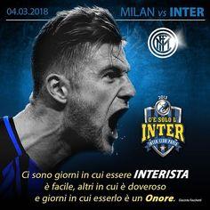 Noi abbiamo l' #Inter nel cuore! #derbymilano #ForzaInter #InterFans #MilanoSiamoNoi #InterClub #InterClubPavia #noiinteristi #SenzaTregua #dnanerazzurro #SoloInter #fcinternazionale