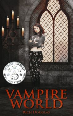 Only $0.99  on Kindle:  August 4 – 11    ~~ Vampire World ***Imagine suddenly waking up in a strange new world with no memory at all, facing the stark reality that you've been turned into a vampire…
