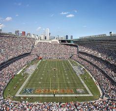 Soldier Field in Chicago, IL