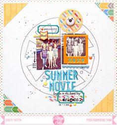 Summer Movie by ashleyhorton1675 at @studio_calico