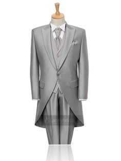 country mens tuxedos | ... Peak Lapel Wool Groom Wear/ Tuxedo/ Men's Suit Jacket---- SU0004
