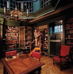 Amsterdam's Ets Haim – Livraria Montesinos, the oldest Jewish library in the…