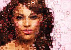 Adobe Illustrator & Photoshop tutorial: Design amazing mosaic effects