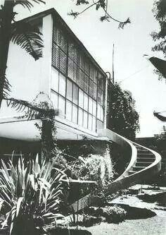 Casa O'Gorman México D.F. Juan O'Gorman 1929
