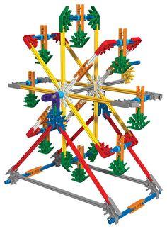 K'NEX User Group - Classic K'NEX 30-model building set