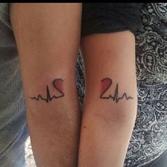 brother and sister love tattoos