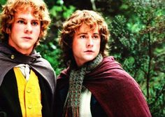 Merry and Pippin!!!!!!!!!!!!!!