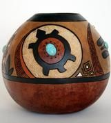 17 Best images about Gourds on Pinterest | Red cloud, Gourd crafts and Pine needle baskets