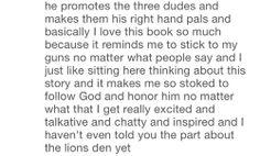 Adam's version of the book of Daniel Part 2