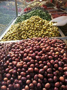 Olives in Vincenza