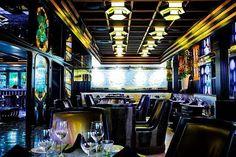 Art Deco restaurant