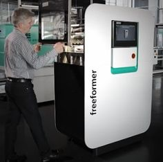The Freeformer By Arburg – A New 3D Printer Bringing A New Technology