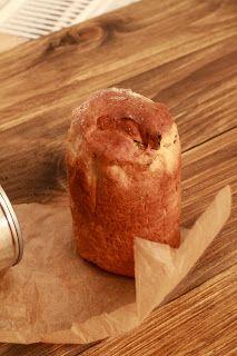 Pannetone individuel à offrir, cuit dans une boite de conserve | On dine chez Nanou