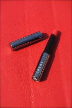 Get a strong, sexy pout with LORAC #LipLuxe in True Red! Xo Carol