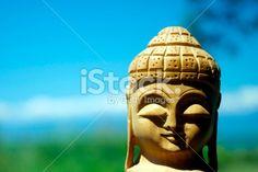 Statue of Indian Deity Buddha Royalty Free Stock Photo