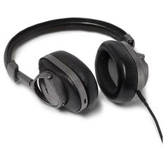 Mw60 Leather Wireless Over-ear Headphones