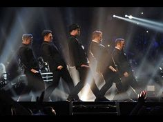 NSYNC Reunion Performance at VMA 2013. Aaaww
