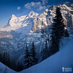 Switzerland -- Murren.