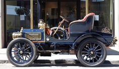 Chassis 20154 (1904) Park Phaeton by Barker