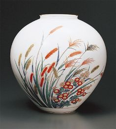 by National Living Treasure, Kakiemon Sakaida, Japan